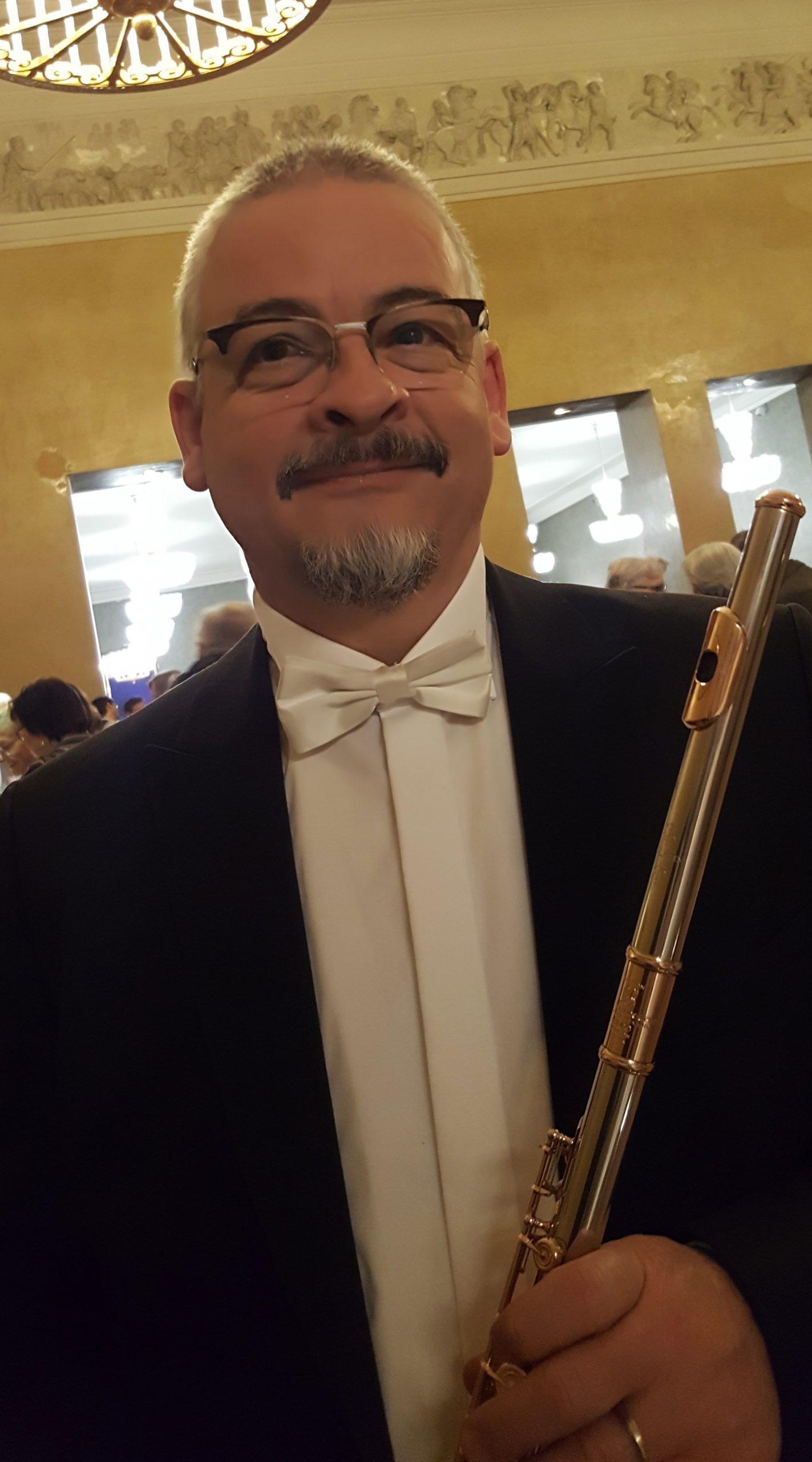 Alessandro visintini flute