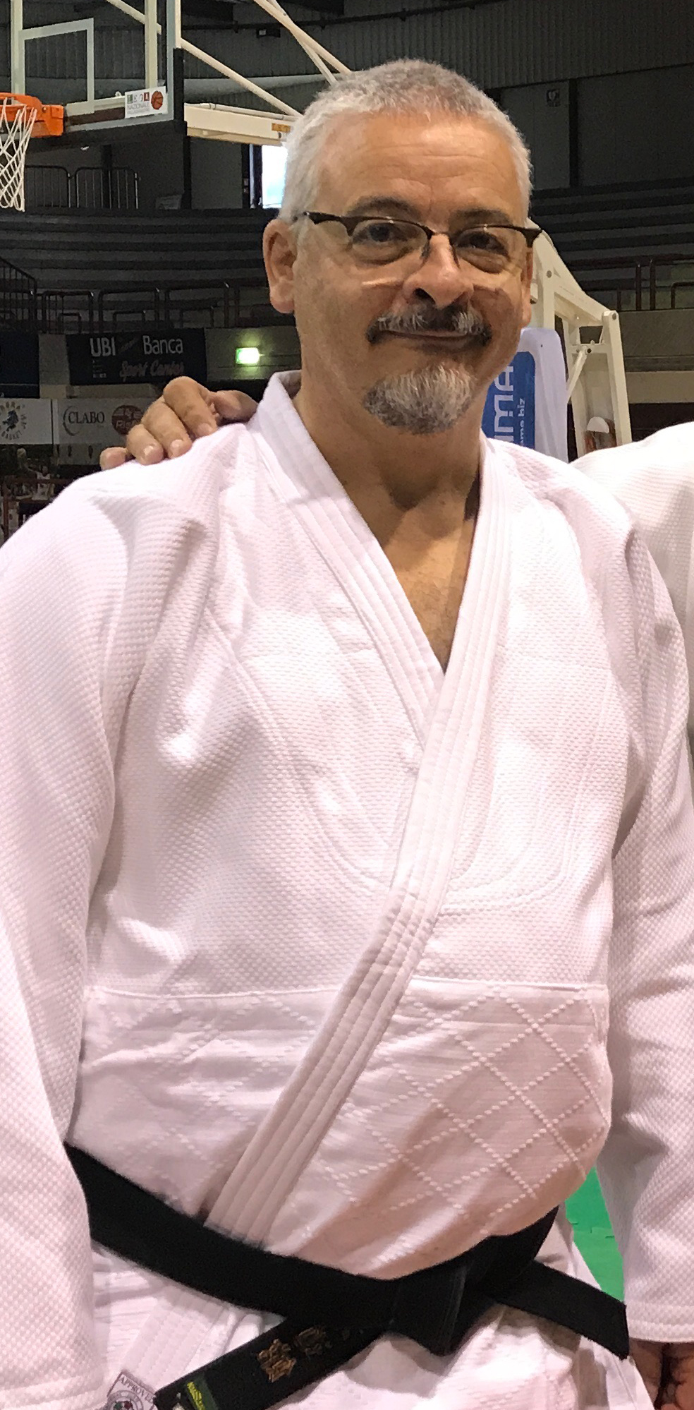 Alessandro visintini judo