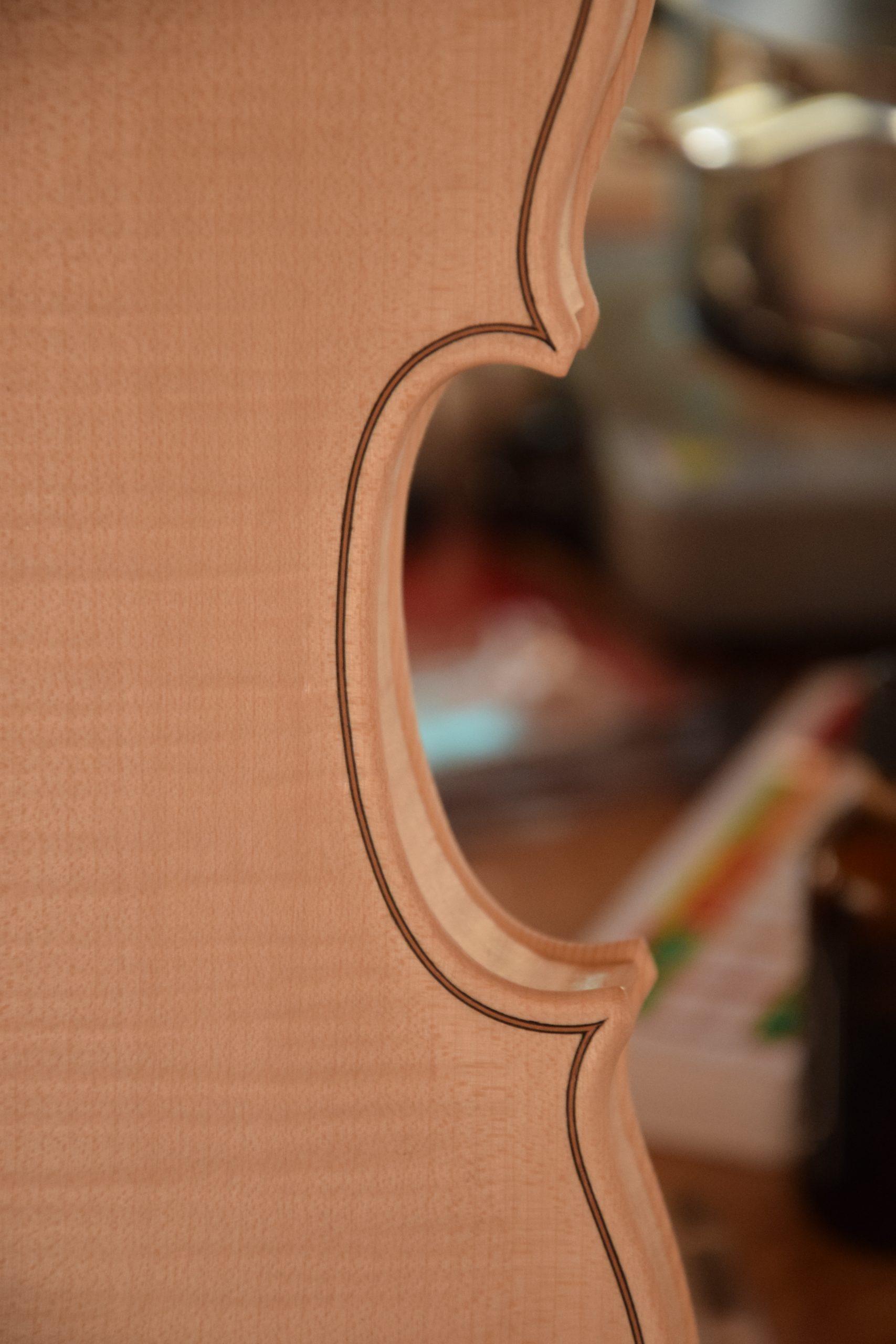 Violino handmade